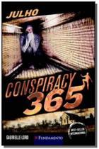 Conspiracy 365 07 - julho - Fundamento