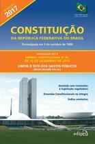 Constituicao Da Republica Federativa Do Brasil - Edipro -