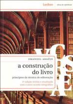 Construcao do livro, a - Lexikon -