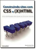 Construindo sites com css e (x)html - Novatec -