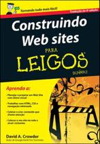 Construindo web sites para leigos - Alta books