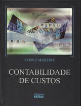 Contabilidade de Custos 9ª Edição - Texto - Atlas