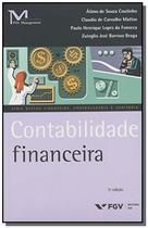 Contabilidade financeira                        01 - Fgv