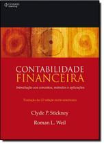 Contabilidade Financeira: Introdução aos Conceitos, Métodos e Aplicações - Cengage Learning Nacional