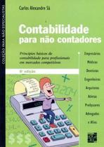 CONTABILIDADE PARA NAO-CONTADORES - 6ª ED - Senac Rj