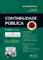 Contabilidade Pública 3D - 4ª Edição (2021) - Juspodivm -