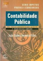 Contabilidade Pública - Teoria, Técnica De Elaboração De Balanços E Questões (2ª Edição) - Campus