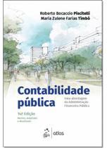 Contabilidade Pública: Uma Abordagem da Administração Financeira Pública - Atlas