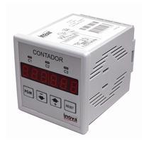 Contador de Pulso Digital Embutir INV-9702 85-250VCA Inova -