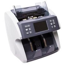 Contadora Cédulas Dinheiro Identifica Notas Falsas Bivolt - Menno