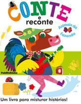 Conte e reconte - um livro para misturar historias! - Publifolhinha