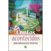 Contos acontecidos - Scortecci Editora -