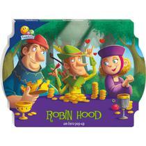 Contos Classicos Pop-Up - Robin Hood - Todolivro