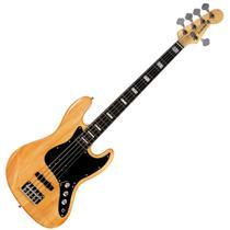 Contra Baixo Elétrico Auburn AUBCB512 5 Cordas Jazz Bass - Auburn Music