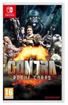 CONTRA Rogue Corps - Nintendo  Switch - Konami