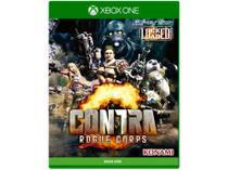 Contra: Rogue Corps para Xbox One - Konami -