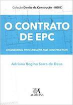 Contrato de epc, o - 01ed/19 - Almedina -