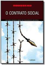 Contrato social, o - lafonte -