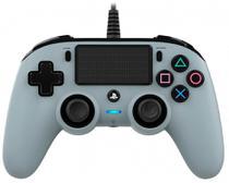 Control p/play 4 nacon gray c/fio - Vila Brasil