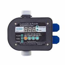 Controlador de Pressão Automática 3 em 1 Digital Bivolt CLAW-WMEPC12-PULS -
