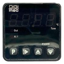 Controlador De Temperatura Digital 24-240V SSR Digimec -