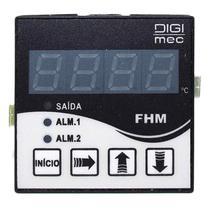 Controlador De Temperatura Digital Bivolt Digimec -