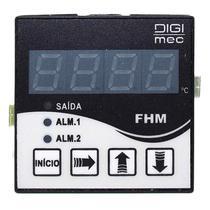 Controlador De Temperatura Digital Bivolt SSR Digimec -