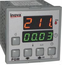 Controlador Digital De Tempo E Temperatura Inv-20002 / 32103 - Inova