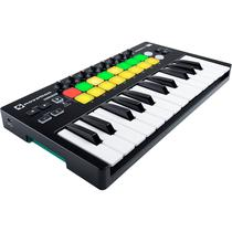 Controlador MIDI USB Novation Launchkey 25 Teclas