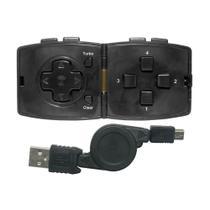 Controlador para vídeo game via conexão USB compatível com PC e MAC - Ion