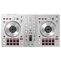 Controladora Pioneer DJ DDJ SB3-S  Silver -