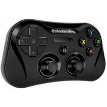 Controladores de jogos sem fio SteelSeries Stratus para iPhone, iPad e iPod Touch - Preto - 69016 - Handy