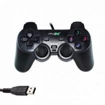 Controle Analógico Dualshock USB Game PC FX-JOYUSB - Flex -