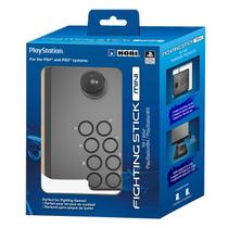 Controle Arcade Hori Fighting Stick Mini 4 - Ps3 e Ps4 -