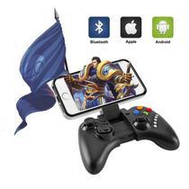 Controle Bluetooth Joystick Sem Fio Xbox Android IOS Completo 9021 video game - Ipega