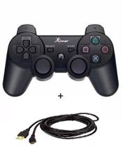 Controle Bluetooth Sem Fio P/ Playstation 3 Ps3 / Raspberry - Knup