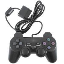 Controle com fio compatível vídeo game console sony px2 - Altomex