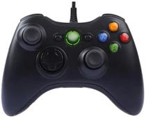 Controle compatível c/ Xbox 360 Com Fio Pc 2 Em 1 para Games - Store 7
