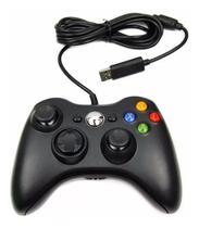 Controle compatível com Xbox 360 Com Fio Manete Joystick Pc Usb Com Nfe - Altomex/Feir