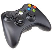 Controle Compatível Xbox 360 Sem Fio - Microsoft
