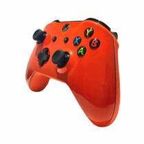 Controle Competitivo Alta Performance Orange - Microsoft