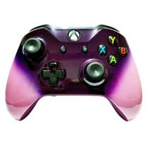 Controle Competitivo Alta Performance Star Purple - Microsoft