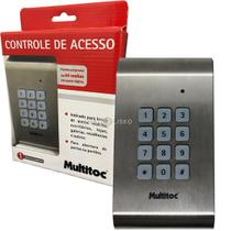 Controle De Acesso Teclado Multitoc ST-1000 -