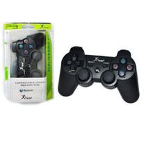 Controle Do Playstation 3 Ps3 Play 3 Sem Fio Wireless Knup -