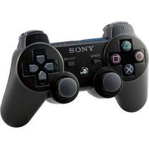 Controle Dual Shock 3 Preto PS3 manete - Sony