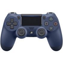 Controle Dualshock 4 Azul Midnight Wirelles - PS4 - Sony
