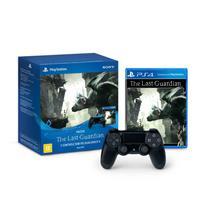 Controle Dualshock 4 com Jogo The Last Guardian PS4 - Sony