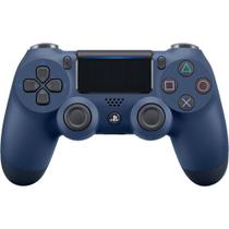 Controle Dualshock 4 Midnight Blue - PS4 - Sony
