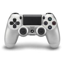 Controle Dualshock 4 Silver (Prata) Ps4 - Sony