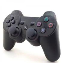 Controle Dualshock Playstation 3 Bluetooth PS3 - Importado - China